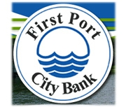 First Port City Bank logo