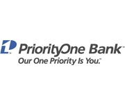 Priorityone  Bank logo