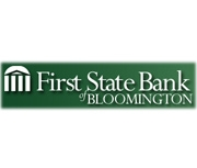 First State Bank of Bloomington logo