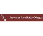 American State Bank of Grygla logo