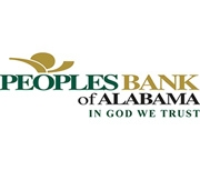 Peoples Bank of Alabama logo