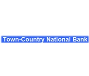 Town-country National Bank brand image