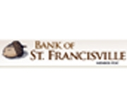 Bank of St. Francisville logo