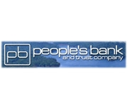 People's Bank and Trust Company of Pickett County logo
