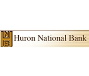 Huron National Bank logo