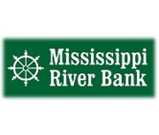 Mississippi River Bank logo