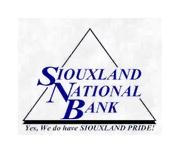 Siouxland National Bank logo