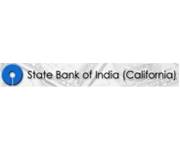 State Bank of India (california) logo