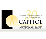 Capitol National Bank logo