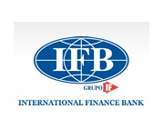 International Finance Bank logo