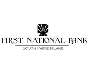 First National Bank of South Padre Island logo