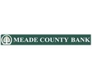 Meade County Bank logo