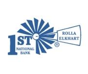 First National Bank of Elkhart logo