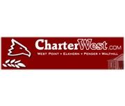 Charter West National Bank logo