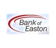 Bank of Easton logo
