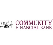 Community Financial Bank logo