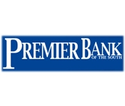 Premier Bank of the South logo