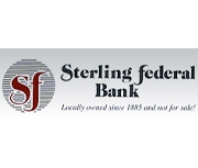 Sterling Federal Bank, F.s.b. logo