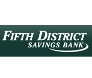 Fifth District Savings Bank logo