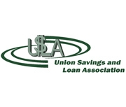 Union Savings and Loan Association (Connersville, IN) logo