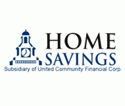 The Home Savings and Loan Company logo
