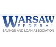 Warsaw Federal Savings and Loan Association logo