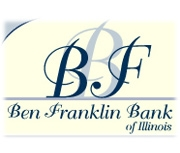 Ben Franklin Bank of Illinois logo