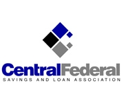Central Federal Savings and Loan Association logo