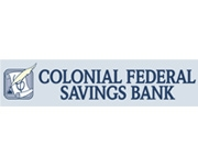 Colonial Federal Savings Bank logo