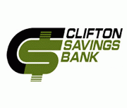 Clifton Savings Bank logo