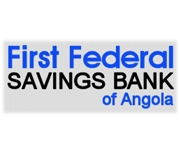 First Federal Savings Bank of Angola logo