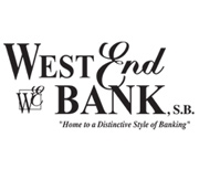 West End Bank, S.b. logo