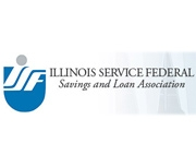 Illinois-service Federal Savings and Loan Association logo
