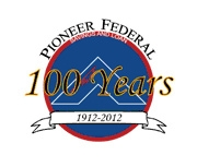 Pioneer Federal Savings and Loan Association logo