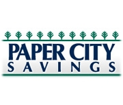 Paper City Savings Association logo
