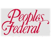 Peoples Federal Savings and Loan Association logo