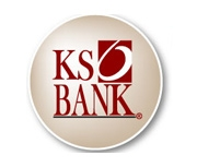 Ks Bank, Inc. logo