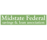 Midstate Federal Savings and Loan Association logo