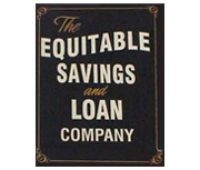 The Equitable Savings and Loan Company logo