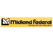 Midland Federal Savings and Loan Association logo