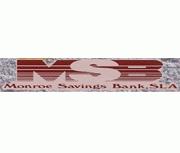 Monroe Savings Bank, Sla logo
