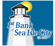 1st Bank of Sea Isle City logo