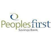 Peoples First Savings Bank logo
