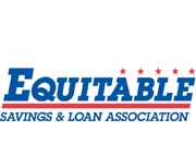 Equitable Savings and Loan Association logo