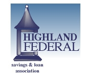 Highland Federal Savings and Loan Association logo