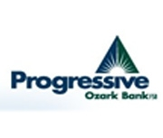 Progressive Ozark Bank, Federal Savings Bank logo