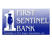 First Sentinel Bank logo