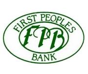 First Peoples Bank (Pine Mountain, GA) logo