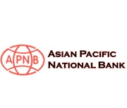Asian Pacific National Bank logo