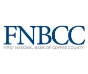 First National Bank of Coffee County logo